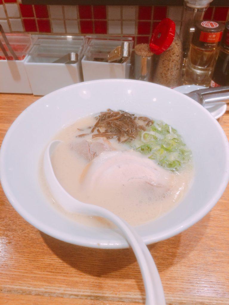 【ラーメン】一風堂 大宮店に行ってきました!【感想・レビュー】