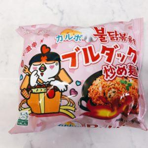 ブルダック炒め麺のカルボナーラ味の感想・レビュー